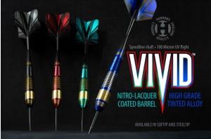 Harrows VIVID Steel Tip Darts