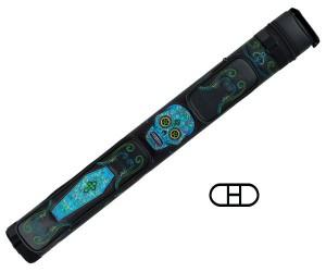 Action Calavera CALC22A 2x2 Stitch Hard Cue Case