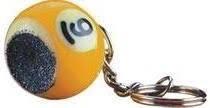 9 Ball Key Chain Scuffer