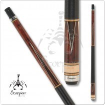 SCORPION JAR04 Pool Cue