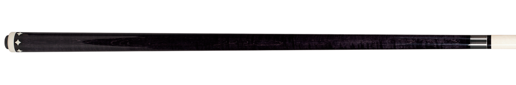 J. PECHAUER EBONY BREAK CUE