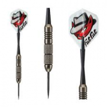Twin Pack Steel Tip Darts 19 Gram - Fat Cat