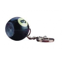 8 Ball Key Chain Scuffer