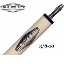 Balance Rite Forward Weighted Pool Cue Extension 3/8 X 10