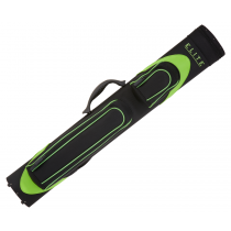 Elite ECW24 2x4 Wave Cue Case Lime