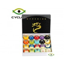 Cyclops Hyperion Pool Ball Set