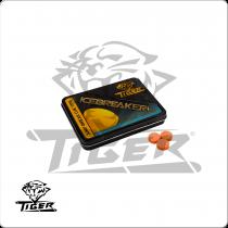 Tiger Ice Breaker ORANGE Cue Tip - single